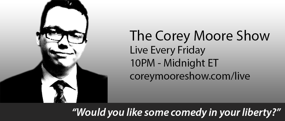 The Corey Moore Show