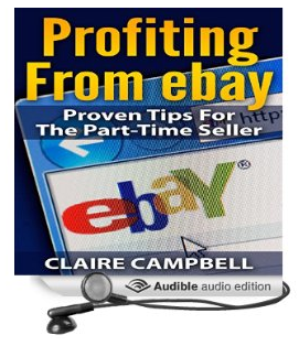 Angel Clark Audio Books Profiting from eBay