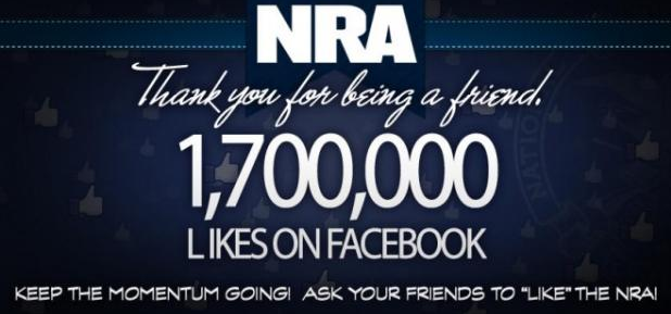 NRA FACEBOOK Radio Freedom News