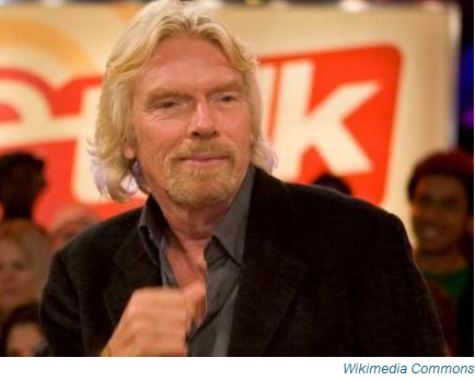 Richard Branson radio freedom news