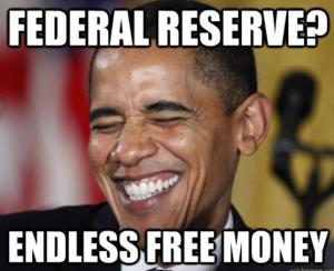 Obama FED MEME