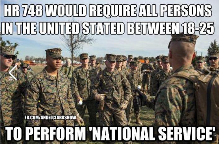 natioanl service
