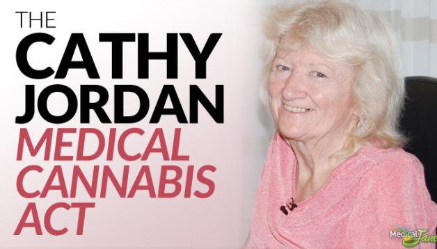 Cathy Jordan Medical Cannabis Act