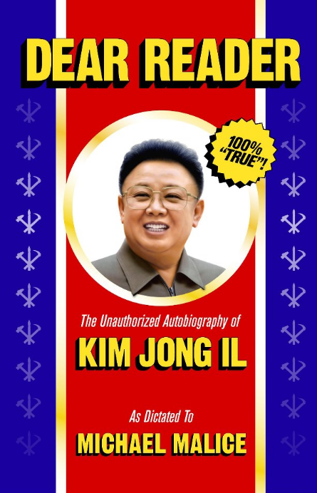 Kim Jong Il The Unauthorized Autobiography