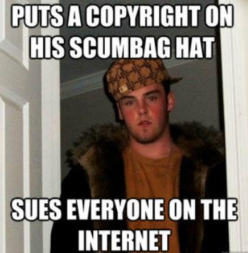 copywrite meme