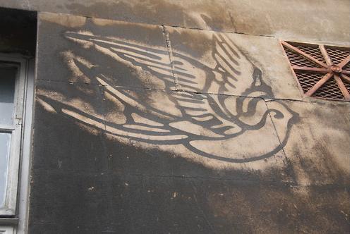 reverse graffiti radio freedom acs angel