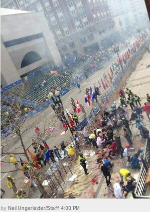 Boston Marathon Explosions radio freedom news FFR