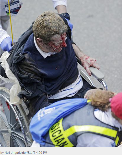 Boston Marathon Explosions radio freedom news