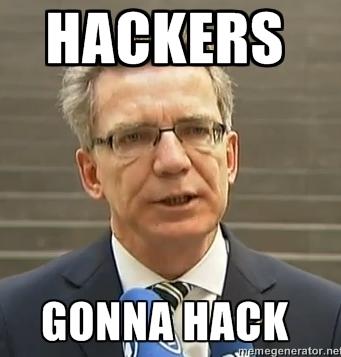 Hackers Gonna Hack