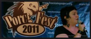 Carla Gericke porc fest fsp free state project