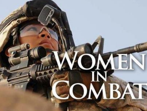 women should be allowed to fight in combat and in combat missions